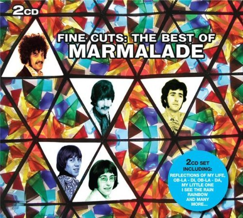 Marmalade Fine Cuts Best Of Marmalade Import Gbr 2 CD Remastered