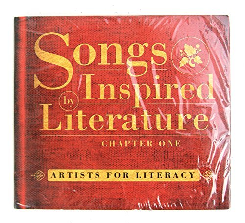 Songs Inspired By Literature Vol. 1 Songs Inspired By Liter Mann Vega Tracy Slick Wells Songs Inspired By Literature