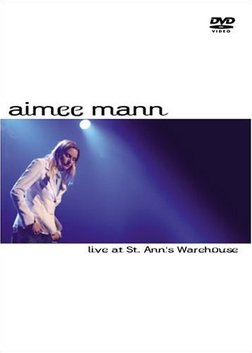 Aimee Mann Live At St. Anns Warehouse Incl. Bonus CD