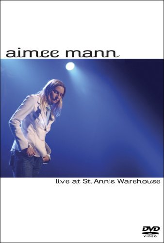 Mann Aimee Live At St. Anns Warehouse Jewel Incl. Bonus DVD