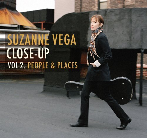 Suzanne Vega Vol. 2 Close Up People & Plac