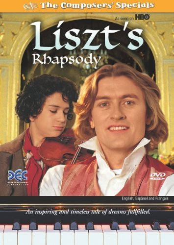 Composers' Specials Liszt's Rhapsody