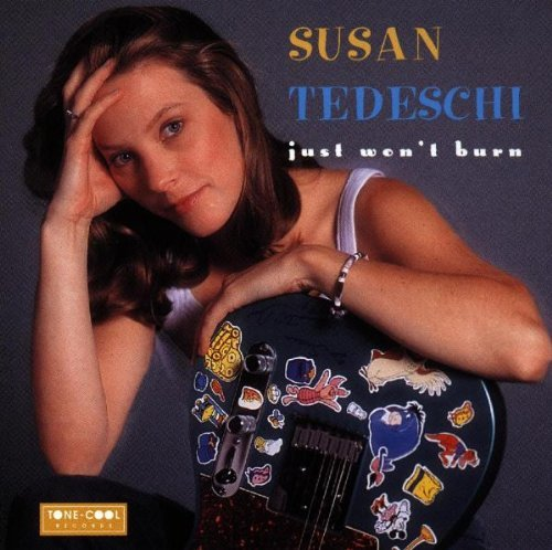 Susan Tedeschi Just Won't Burn