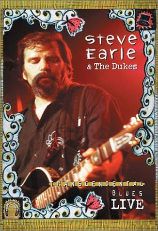 Earle Steve & Dukes Transcendental Blues Live Transcendental Blues Live