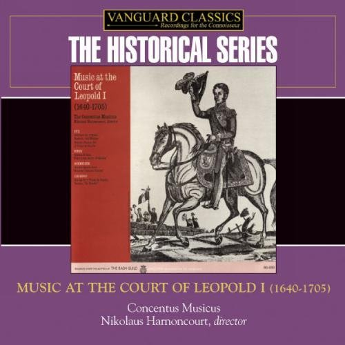 Concentus Musicus Music At The Court Of Leopold