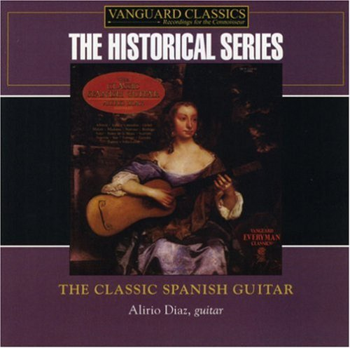 Alirio Diaz Classic Spanish Guitar 2 CD Set