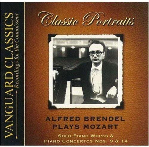 Alfred Brendel Alfred Brendel Plays Mozart 2 CD Set
