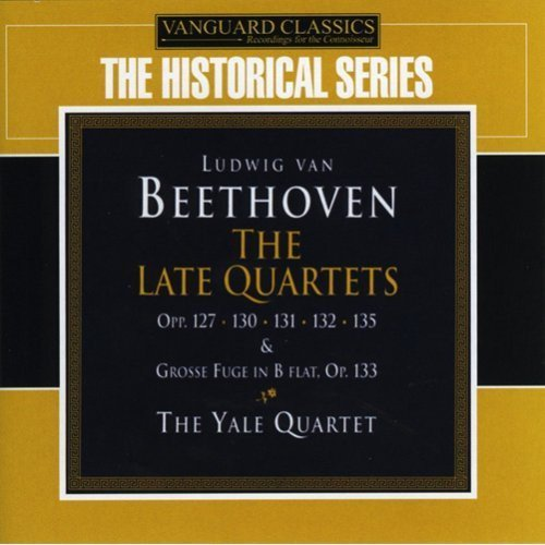 Ludwig Van Beethoven Late String Quartets Op. 127 3 CD