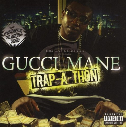 Gucci Mane Trap A Thon Explicit Version 2 CD