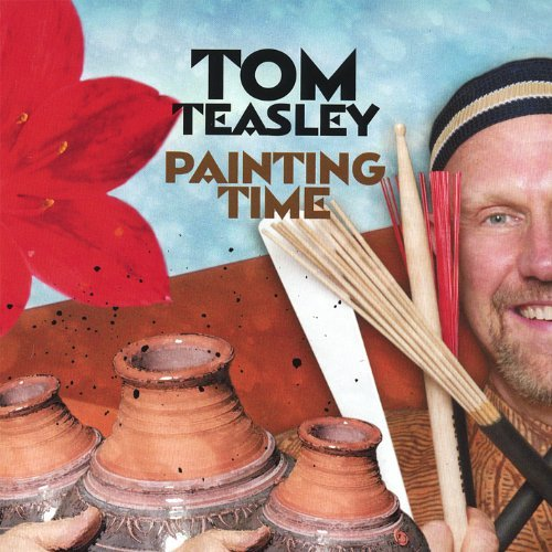 Teasley Tom Painting Time