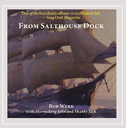 Bob Webb From Salthouse Dock