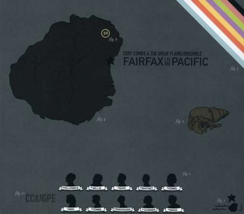 Cory Combs & The Great Plains Ensemble Fairfax In The Pacific