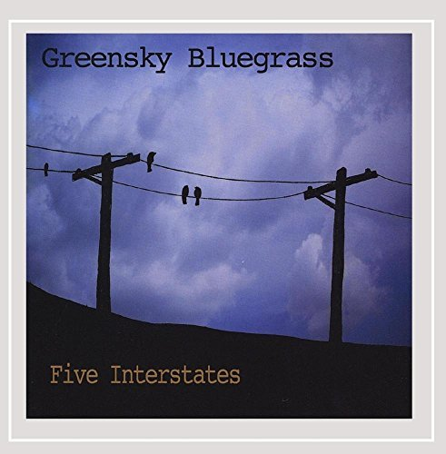 Greensky Bluegrass Five Interstates
