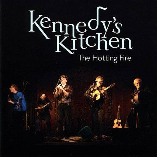 Kennedy's Kitchen Hotting Fire