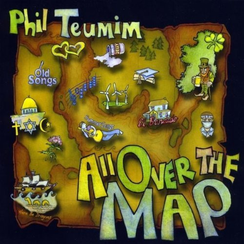 Phil Teumim All Over The Map