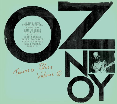 Noy Oz Twisted Blues Volume 1