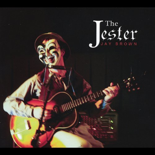 Brown Jay Jester