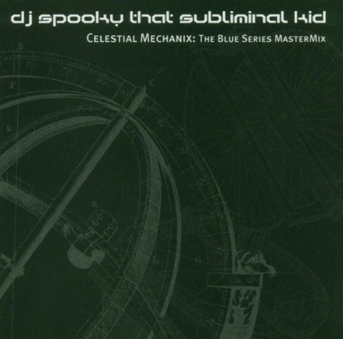 Dj Spooky Celestial Mechanix Blue Serie 2 CD Set