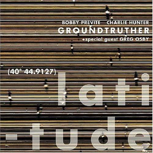 Groundtruther Latitude