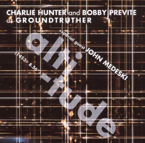 Hunter Previte Altitude 2 CD Set