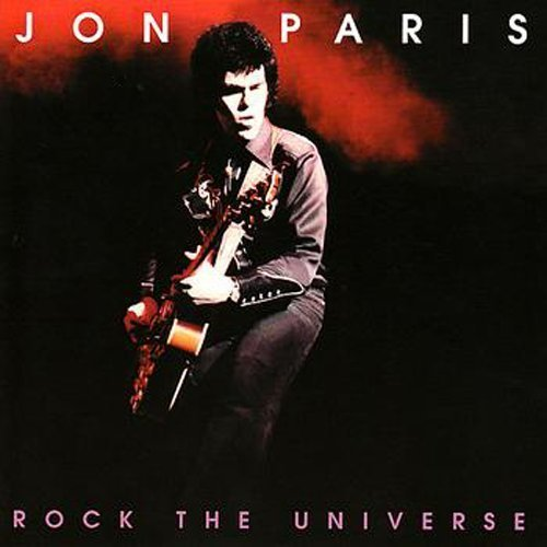 Jon Paris Rock The Universe
