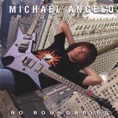 Angelo Michael No Boundaries