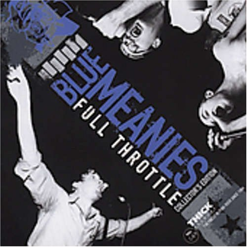 Blue Meanies Full Throttle Enhanced CD Remastered Incl. Bonus Tracks