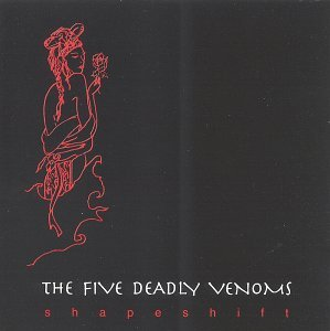 Five Deadly Venoms Shapeshift