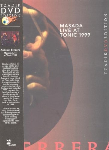 J. Zorn Masada Live At Tonic 1999