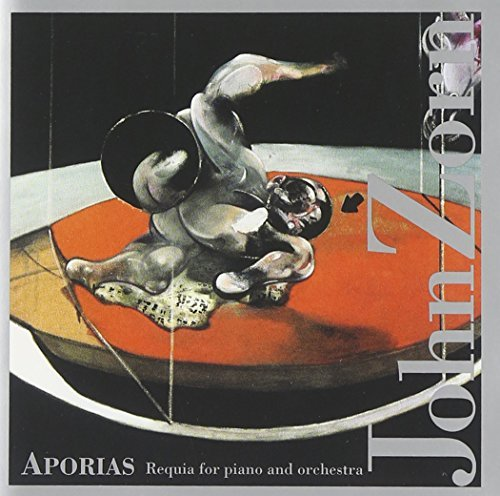 J. Zorn Aporias Requia For Pno Orch