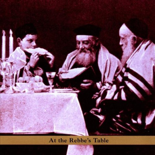 Tim Sparks At The Rebbe's Table