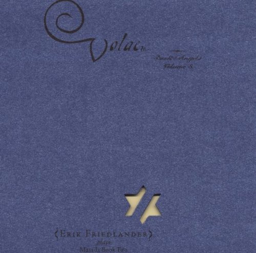 Erik Friedlander Volac Book Of Angels Vol. 8