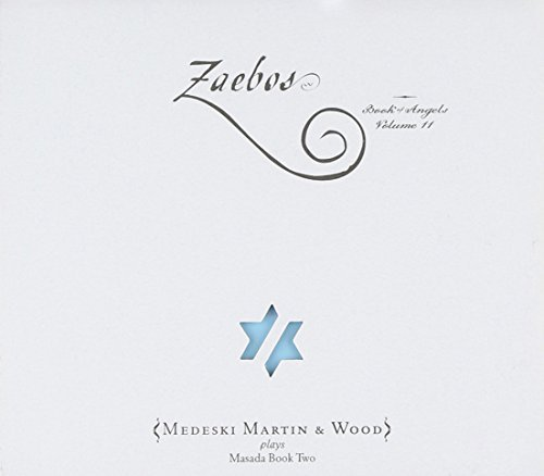 Medeski Martin & Wood Vol. 11 Zaebos The Book Of An