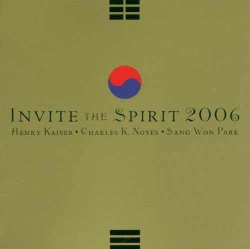 Kaiser Noyes K Park Invite The Spirit 20th Anniver 2 CD Set