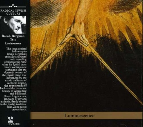 Borah Bergman Trio Luminescence