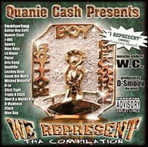Quanie Cash We Represent Explicit Version
