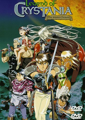 Legend Of Crystania Motion Picture Clr Jpn Lng Eng Dub Sub Nr