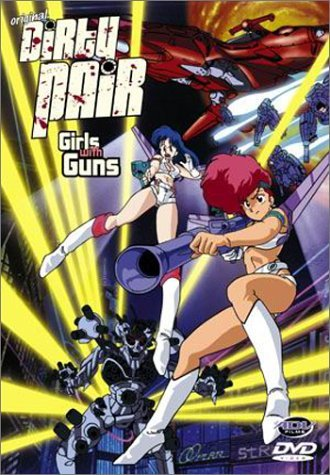 Dirty Pair 1 Girls With Guns Clr Nr