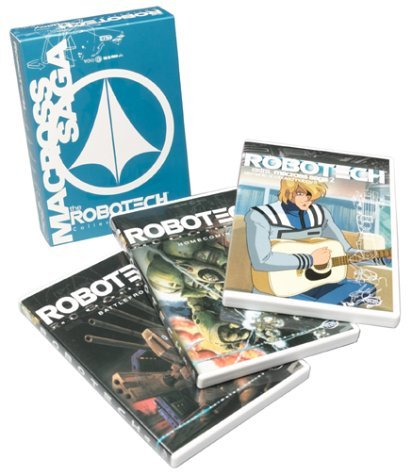 Robotech Macross Saga Legacy Collection 2 Clr Eng Dub Nr 3 DVD