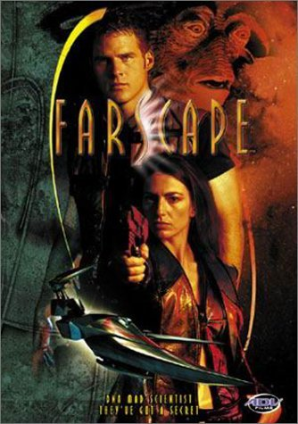 Farscape Dna Mad Scientist They've Got Clr Nr
