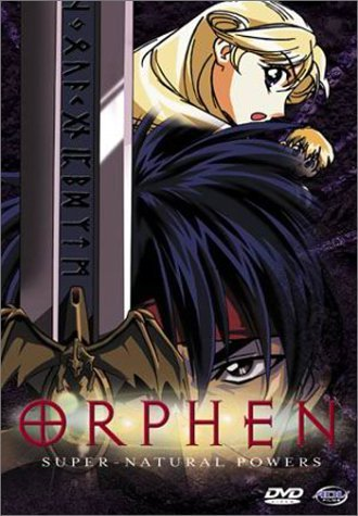 Orphen Vol. 2 Supernatural Powers Clr Jpn Lng Eng Dub Sub Nr