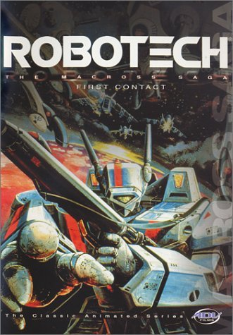 Robotech Macross Saga First Contact Clr Eng Dub Nr