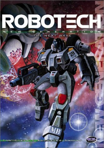 Robotech New Generation Next Wave Clr Eng Dub Nr