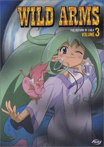 Wild Arms Return Of Laila Clr Jpn Lng Eng Dub Sub Nr