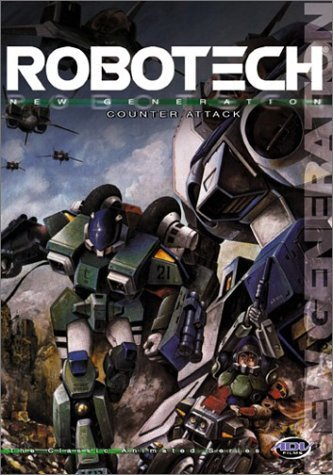 Robotech New Generation Counter Strike Clr Eng Dub Nr