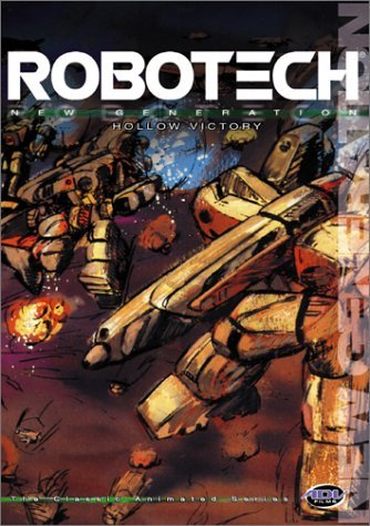 Robotech New Generation Hollow Victory Clr Eng Dub Nr