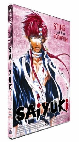 Sting Of The Scorpion Saiyuki Clr Jpn Lng Eng Dub Sub Nr