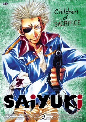 Saiyuki Vol. 9 Children Of Sacrifice Clr Jpn Lng Eng Sub Nr
