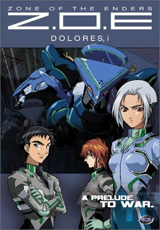 Zone Of The Enders Dolores Prelude To War Clr Jpn Lng Eng Dub Sub Nr