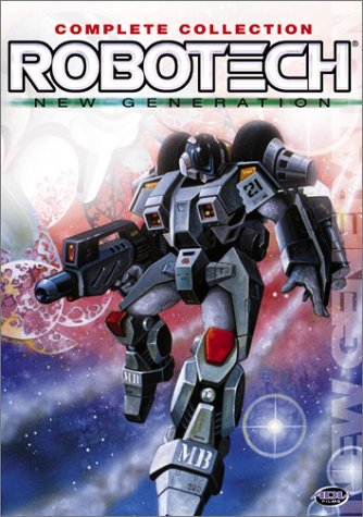Robotech New Generation Complete Collection Clr Eng Dub Nr 4 DVD